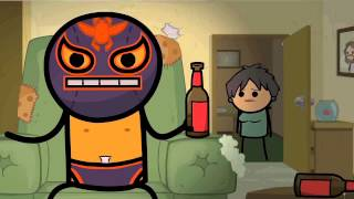 el reverso reversed cyanide and happiness show