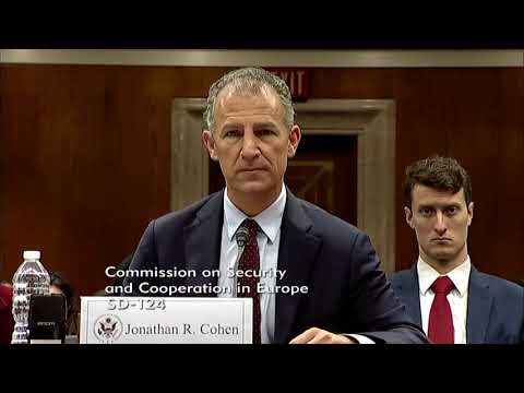 Helsinki Commission Hearing on Turkey's Detention of  Americans