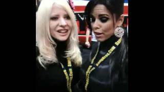 Helly Mae Hellfire & Diamond Kitty AEE 2011