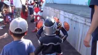 昨日仮面ライダー鎧武ショーに行って参りましたヽ(*´∀`*)ノ とりあえず...