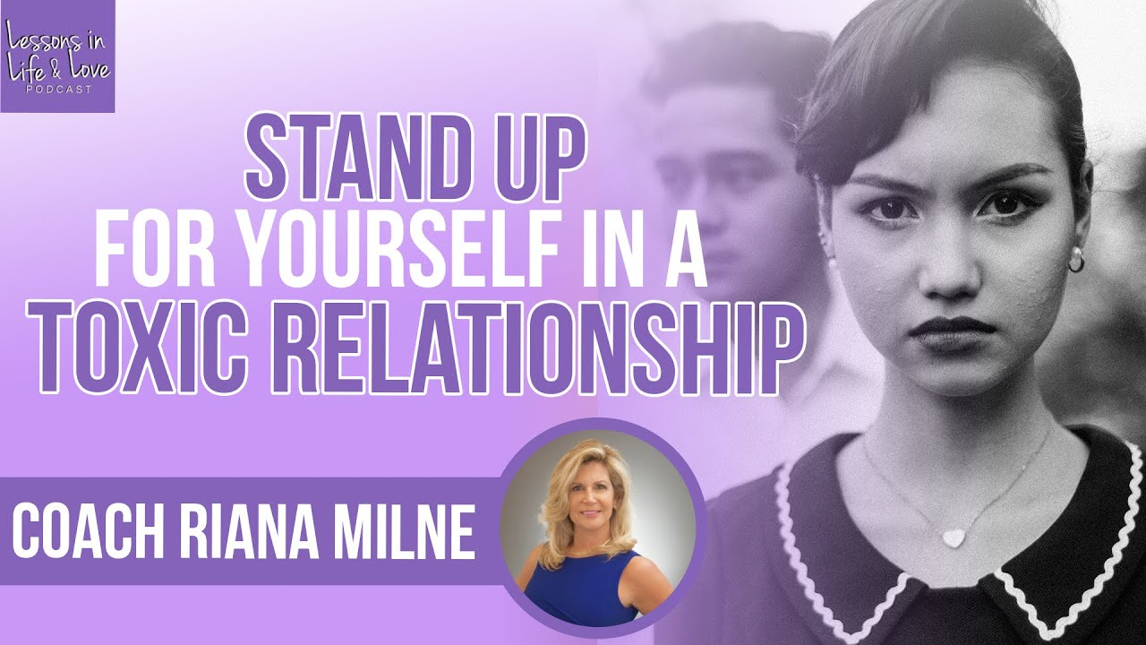 how to stand up for myself in a relationship