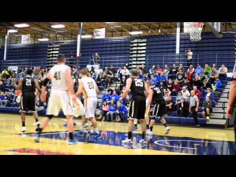 Corban Men's Basketball vs Oregon Tech Highlights (1/2/15 ...