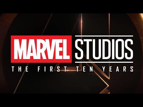 Marvel Studios 10th Anniversary Tribute