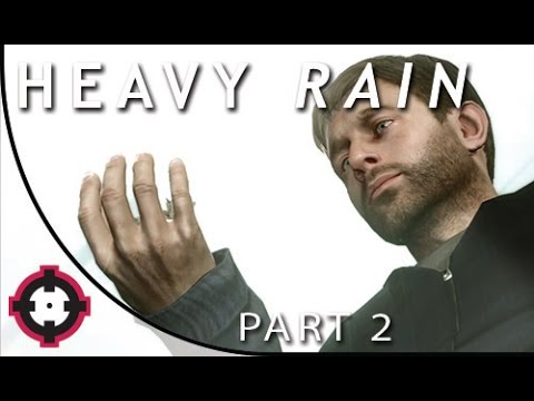 Heavy Rain Blind Let's Play Gameplay PS4 // Part 2 - The Origami Killer!