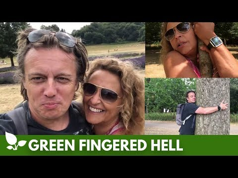 GFH #39 - Marks Chased by Bees, Gardening Tips & Tree Hugging For Couples