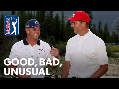 Tom Brady outdrove Bryson, Na entertained and Colt Knost made us laugh