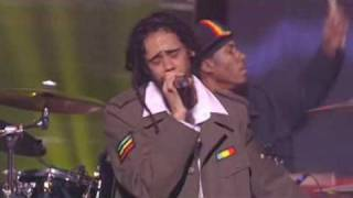 damian marley welcome to jamrock live