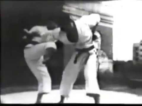 Gichin Funakoshi Founder of Karate RARE NEVER BEFORE SEEN FOOTAGE