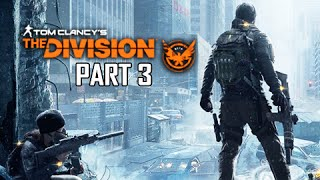 The Division Walkthrough Part 3 - Lincoln Tunnel (Full Game)