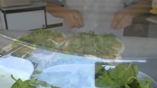 أطيب صندويشة فلافل في دمشق The best falafel sandwich in damascus