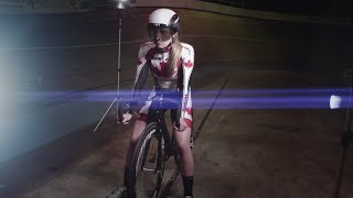 Kristen Sears: TO2015 Pan Am Games Track Cycling Hopeful