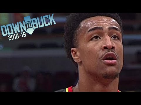 John Collins Career High 35 Points Full Highlights (1/23/2019)