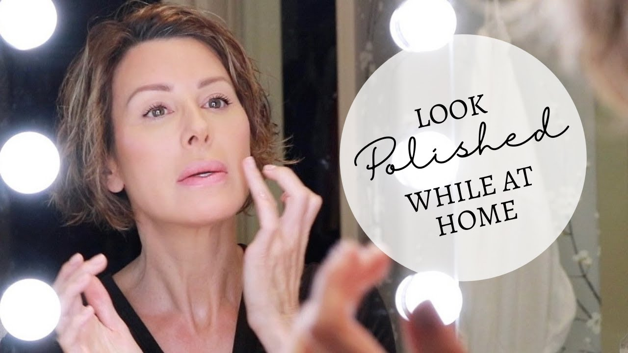 How To Look Polished While Staying At Home