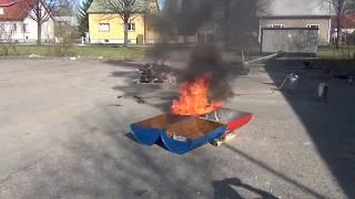 видео Современные огнетушители