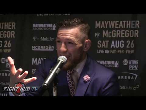 Conor McGregor goes in on Leonard Ellerbe 'You didn't help manage his money correctly'