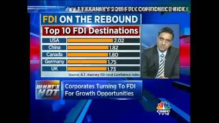 Corporates Turning To FDI For Growth Opportunities