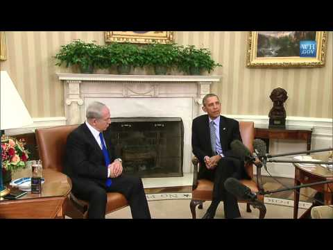 Obama meets Netanyahu Amid Tensions over Iran
