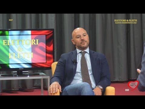"""Elettori & Eletti 2020: Leo Amoruso, candidato lista """"Con Emiliano"""" al consiglio comunale di Trani"""