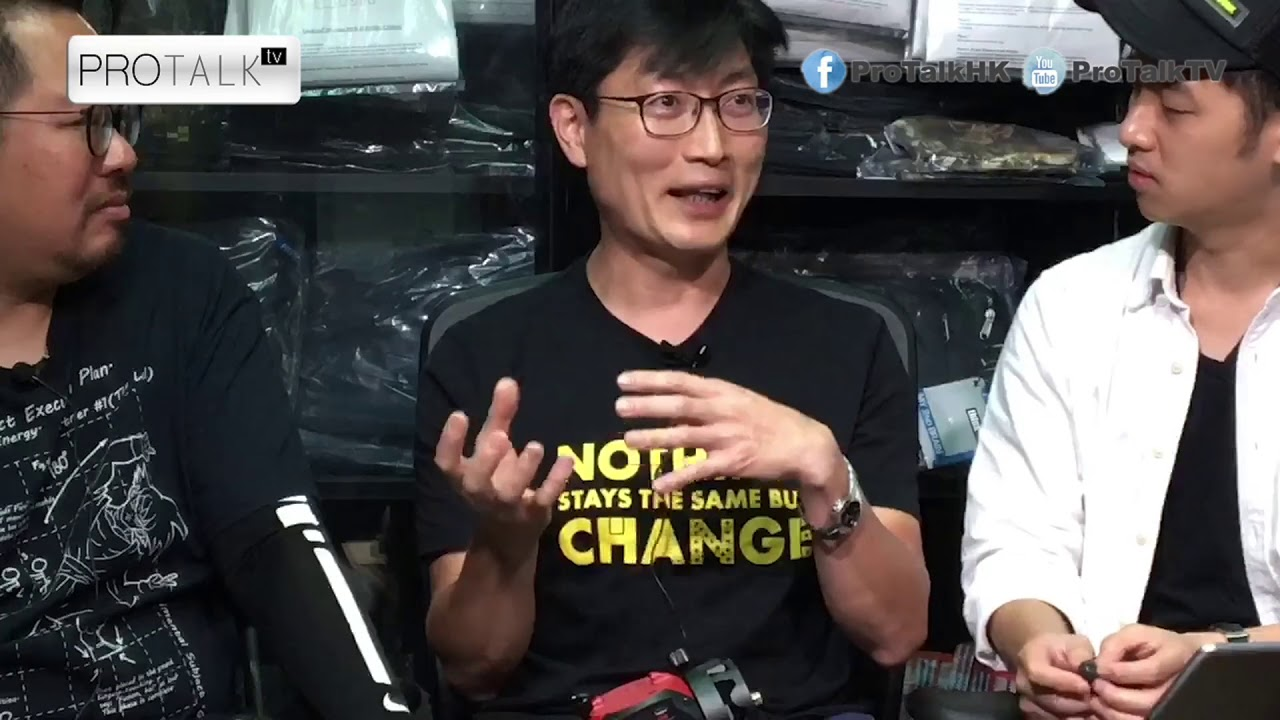 ProTalk Ep145- 尋找專業攝影週邊器材的故事 下集 (嘉賓:iPhotoHK William Lee) 20190508a - YouTube