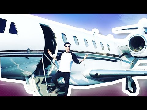 Thumbnail: MY OWN PRIVATE JET?!?