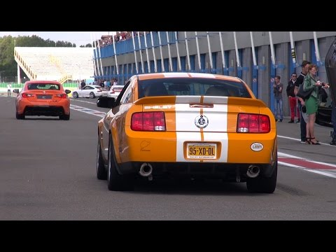 Modified Ford Shelby Mustang GT500 SVR