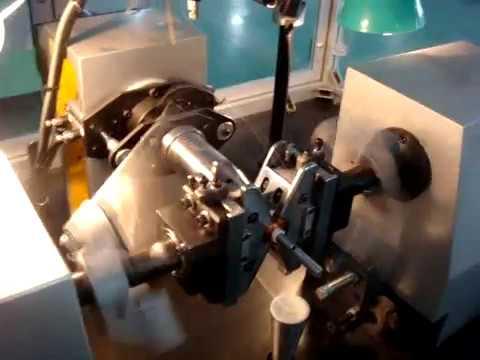 ND-LAW-2 Motor Armature Winding Machine