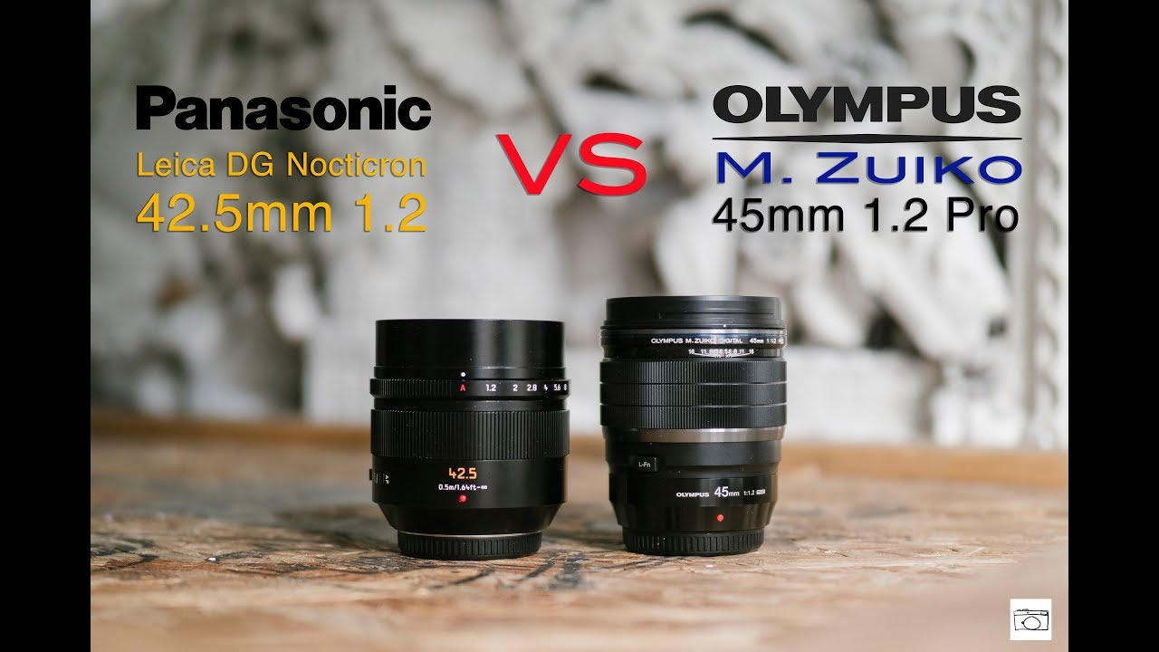 The Panasonic Nocticron 42 5 F 1 2 For Micro 4 3 Lumix G Leica Dg 425mm 12 Asph
