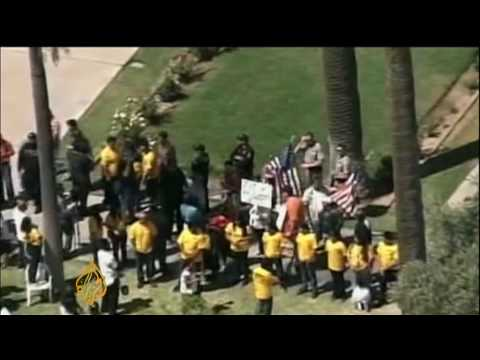 Arizona immigration law sparks controversy