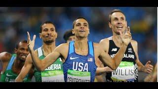 لمن فاته سباق 1500 متر كاملا ... توفيق مخلوفي يحرز ثاني ميدالية فضية بعد فضية 800 متر