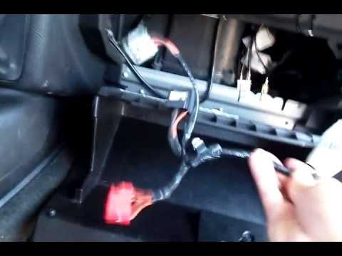 Hummer H3 ac not blowing air DIY  YouTube