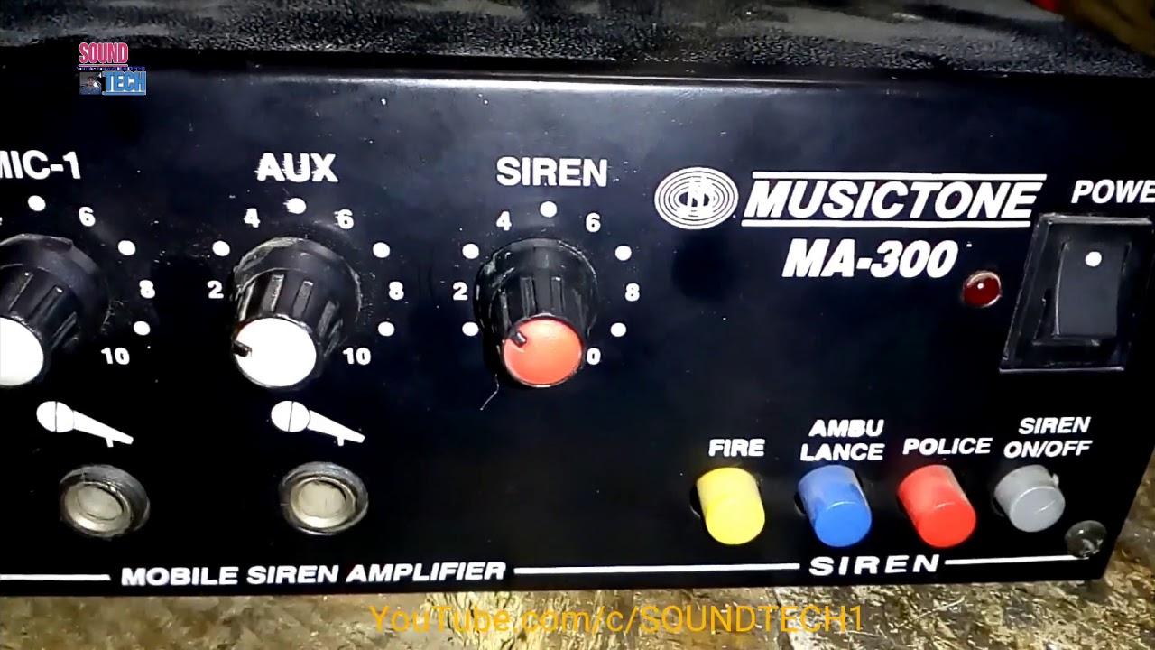 Police Siren Box Along With Police Siren Sound Circuit Diagram