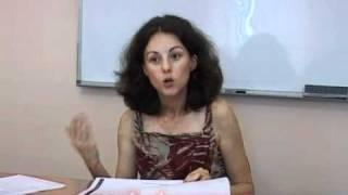 Елена Харламова: Обзор рынка труда 2010