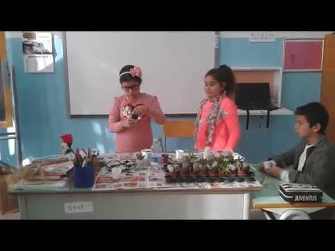 Clil classe IV Sez  A - Ins.ti  Maria Inguaggiato e Catherina Miosi