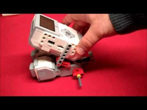 Lego Mindstorms Ev3 Rem Bot Building Instructions Youtube