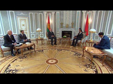 Беларусь готова реализовывать совместные логистические проекты с эмиратской корпорацией