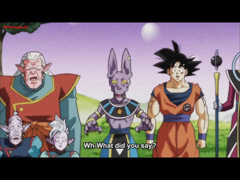 ALL UNIVERSES WILL BE ERASED / EVERYONE  IS PETRIFIED !!! English sub HD