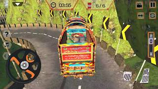 Offroad Transport Truck - Android Gameplay Free Games By Kids Videos For Kids