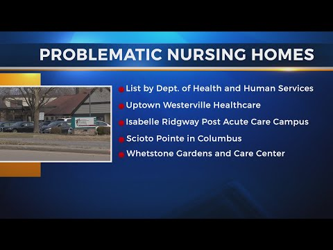 23 Ohio Nursing Homes Facing Ongoing Health Problems
