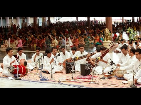 Music Program by Staff and Students of Sri Sathya Sai Mirpuri College of Music - 30 Sept 2015