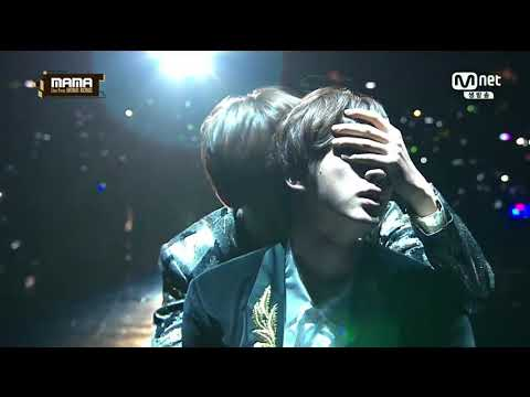 BTS MAMA 2016 - full: Boy Meets Evil + Blood Sweat & Tears + Fire (+ V & Jin's scene)
