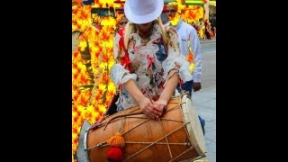 RANI TAJ - A Day with The International Dhol Player - Part 3