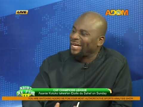 Agoro Ne Fom - Adom TV (14-9-19)