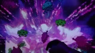 プレイ!スペースインベーダー展 バハムートディスコ feat SPACE INVADERS 直撮り 2曲目
