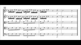 Albinoni - Concerto op. 5 n. 11 (score)