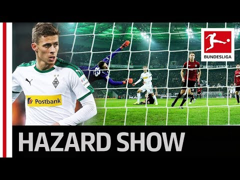 Hazard the Hero – Stunning Goal and Assist By Belgian Ace