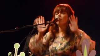 Lenka - Everything's Ok [14.] live in Berlin @ Postbahnhof 10.09.2013 (HD)