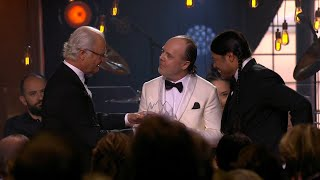 Baixar The King of Sweden awards Metallica the Polar Music Prize in Stockholm, an - Polar music prize (TV4)