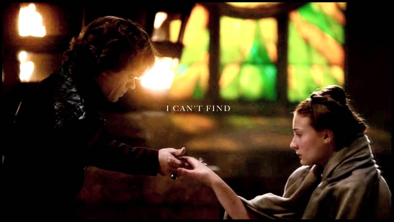 is sansa in love with theon