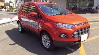 Ford Ecosport SUV 2014 Videos