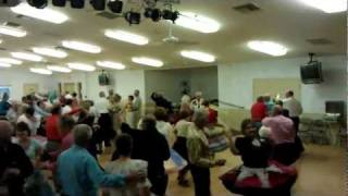 New Square Dance at Golden Vista Resort in Apache Junction, Arizona  VIDEO0187.3gp